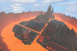 Hallowentown - Crown Conquest + DOWNLOAD Minecraft Map & Project