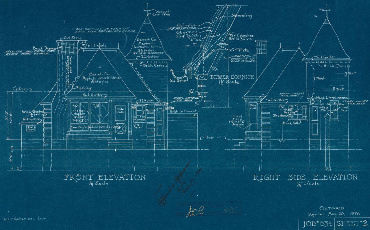 Charming Building Blueprint Maker 3 Joy Oil Gas Station