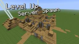 Level Up | Server spawn Made by: Zwosh (fatland survival server) Minecraft Map & Project