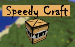 Speedy Craft v1.0 for MC 1.4.4 (Unfinished!) Minecraft Texture Pack