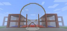 Shopping Mall - 1.4 Minecraft Project