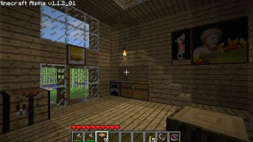 Awesome House(inside)