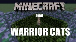 Warrior Cats Mod! Version 1.7.2 NEED HELPERS FOR TEXTURES (Please