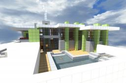 Ocean View Residence Minecraft Map & Project