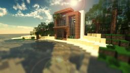 Modern Resort Home Minecraft
