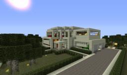 Modern House #6 - Menix House Series Minecraft Project
