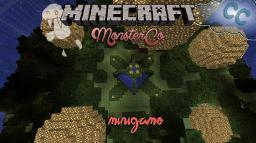 MonsterCo / MINIGAME / CloudCreate. Minecraft