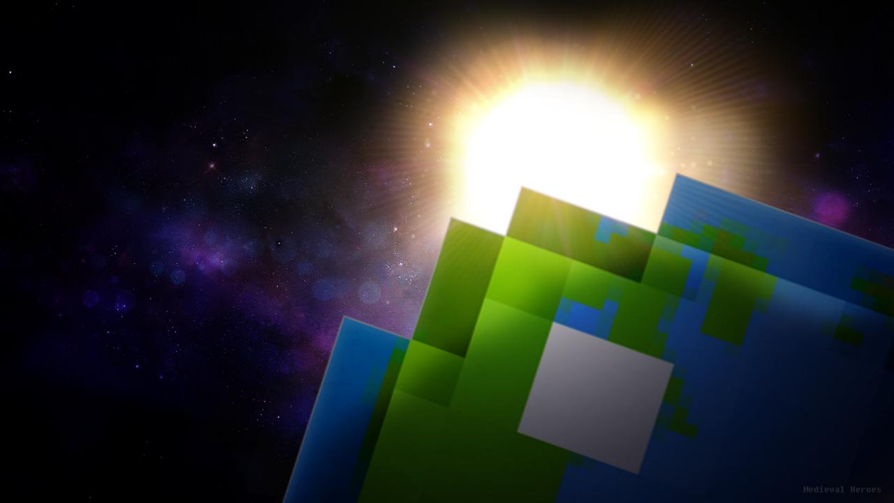 Here S A Wallpaper I Made 2 Pubattlegrounds: Planet Minecraft Desktop Photoshop #2 Minecraft Blog