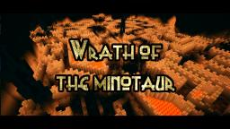 Wrath of The Minotaur - New PvP Map! Minecraft