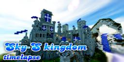 ''Sky-S'' Floating Kingdom Timelapse [by Fresh] Minecraft Project