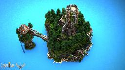 SteamCastle (Worldsave) Minecraft Map & Project