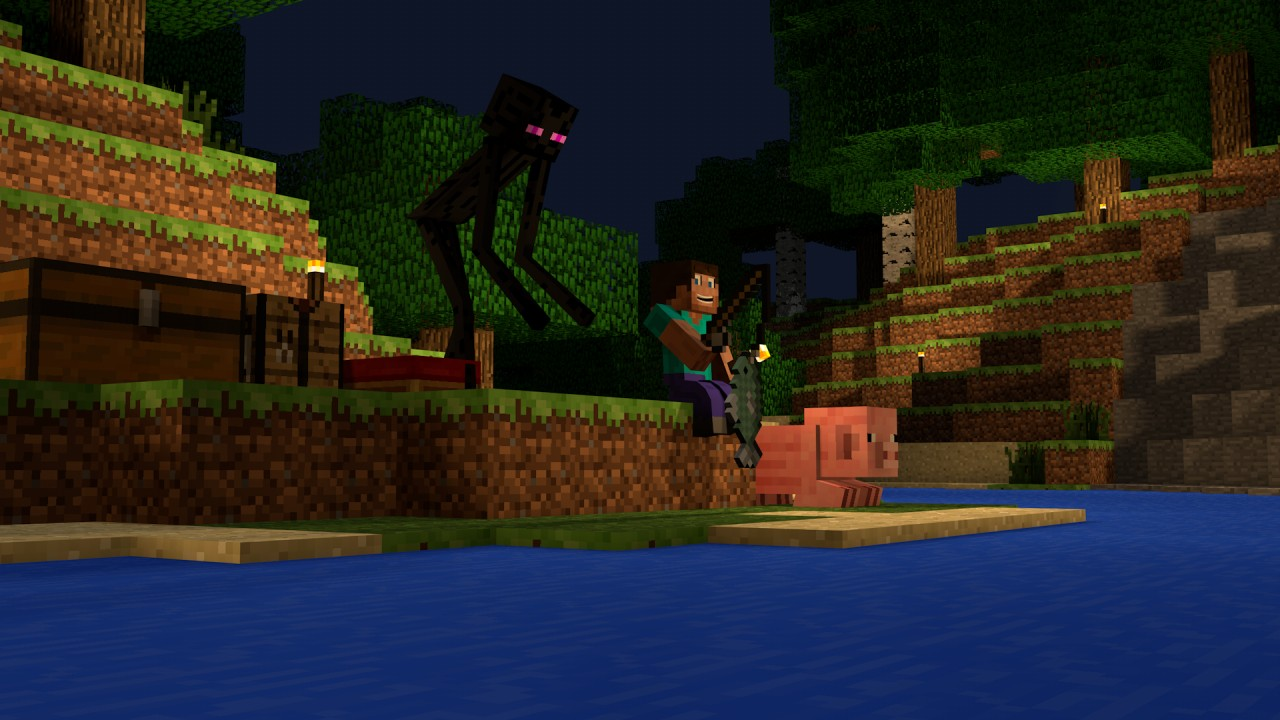My Minecraft HD WallPapers
