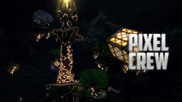 PIXELCREW - A Building Family ~ Join Us Now! Minecraft