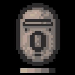 Villager Head Avatar - Pixel Art Minecraft Blog Post