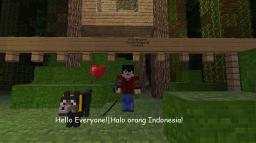 Indonesia Team- Only Indonesian (in this blog, only speak Indonesia) Minecraft