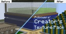 Pcbowers' Creator's Texture Pack (modified) Minecraft Texture Pack