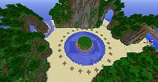 this is breeze island everyones favorite map for hunger games