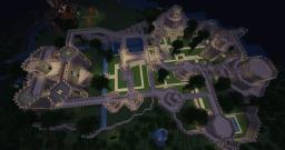 Castle Sandstone Minecraft