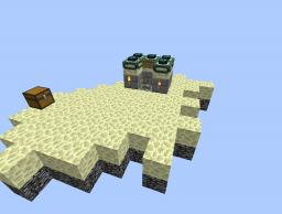 Survival float lsland- End update!!!! Minecraft Map & Project