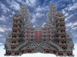 Winter Castle Minecraft Map & Project