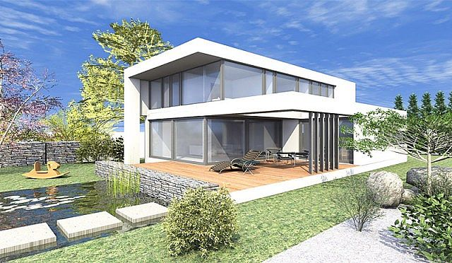 Modernes haus 2 minecraft project for Modernes haus download
