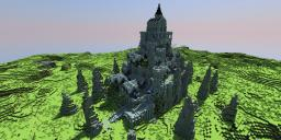 Elysian Spawn Town [Download added] Minecraft
