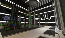 Nuclear Reactor (with tech mods) Minecraft Map & Project