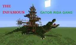 The Gator Rida Gang Minecraft Map & Project
