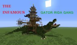 The Gator Rida Gang Minecraft Project