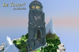 Le Tower Minecraft Project