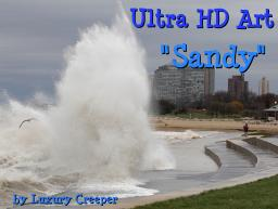 Ultra HD x512 Art - Superstorm Sandy Minecraft Texture Pack