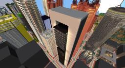 Takayuki Tower Minecraft Project