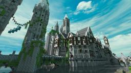 Great Medieval Town of Ferrodwynn [With video] Minecraft Map & Project
