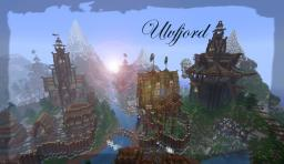 Ulfjord - A Nordic High Fantasy Town - Minecraft Map & Project