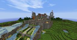 RockSteady City Minecraft Map & Project