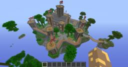 Floating Castle BOOSSS Minecraft Map & Project