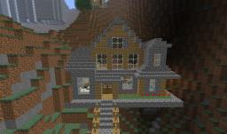 My House i Built :) Minecraft Blog