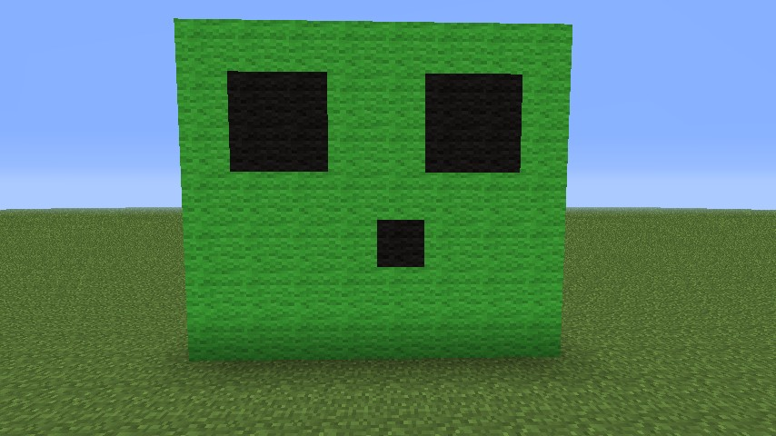 Slime Pixel Art Minecraft Blog