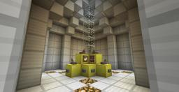 TARDIS From Dr. Who (Sort Of Complete) {75% Complete Download Available} Minecraft Map & Project