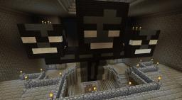 Timelapse Wither Temple Minecraft Map & Project