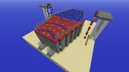 Avatar the Lengend of Korra: Pro Bending Arena Minecraft Map & Project