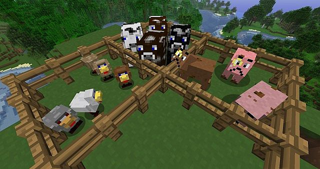 Added support for random mobs.