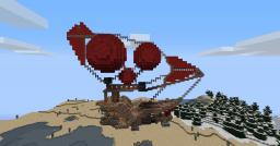Galleon Airship - Guns of Icarus Online by Ariod1 Minecraft Map & Project