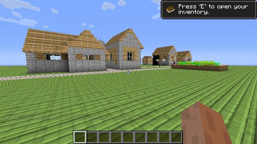 Minecraft how to make thatch