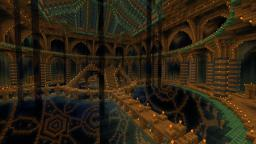 Temple of Water (PLUS!) Minecraft Map & Project