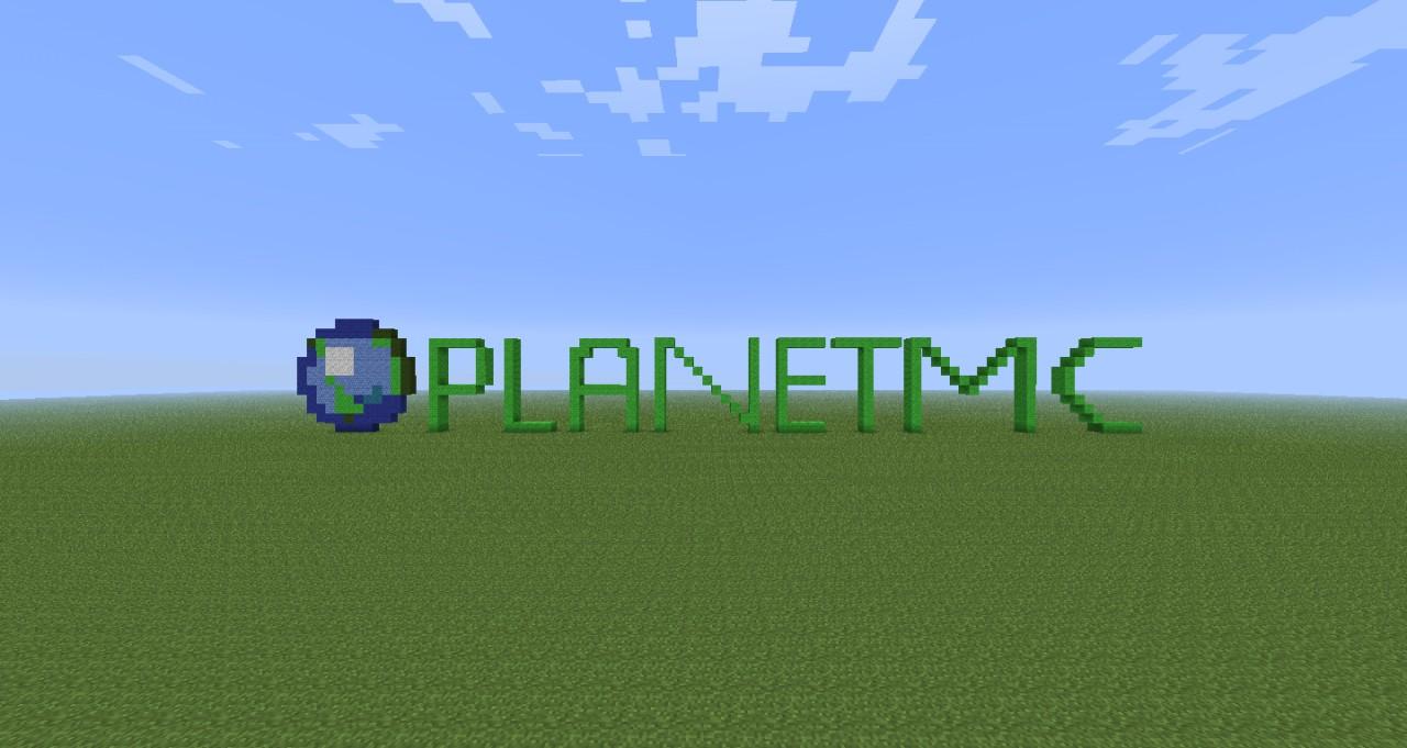 Pixel Art Planet Minecraft Minecraft Project