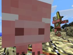 Herobrine Texture Pack Minecraft