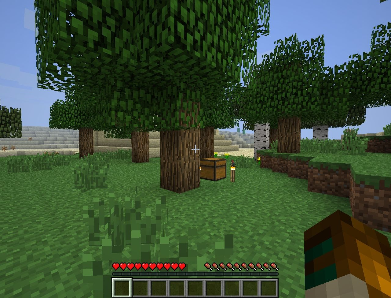 Minecraft survival of the fittest 2