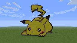 Cute Pikachu :3 Minecraft Map & Project