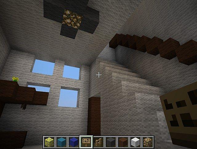 Stairway lobby room